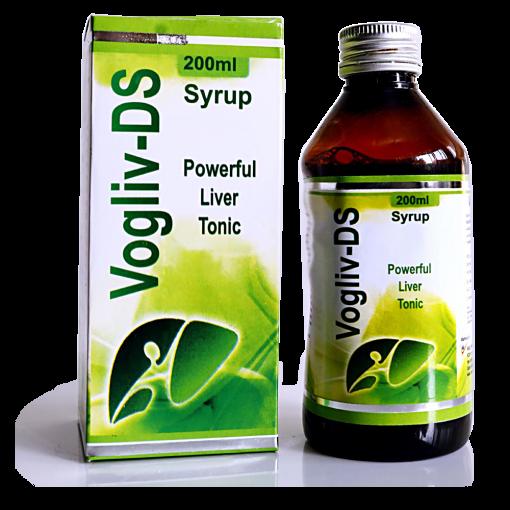 Vogliv Syrup - Liver tonic Image