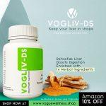 Vogliv DS Capsule - Liver Tonic Tablets