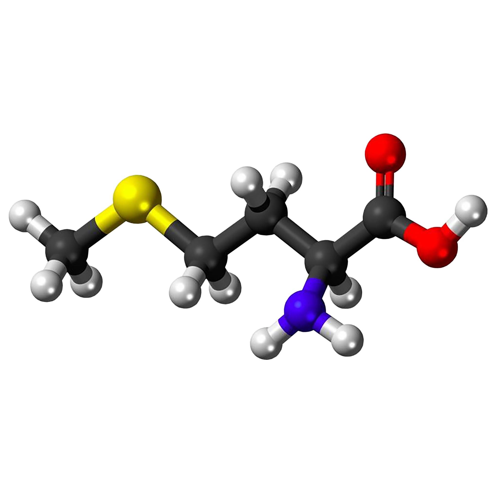 I Mthionine Structure Image