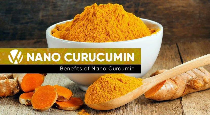 Nano Curcumin Benefits