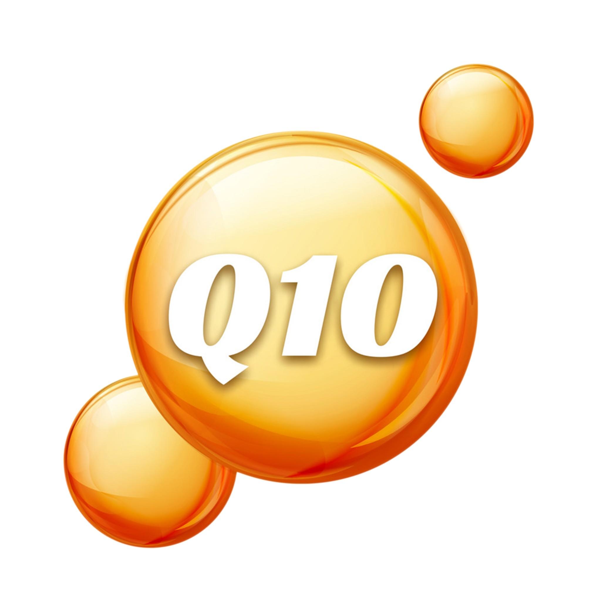 Coenzyme q10 golden oil image